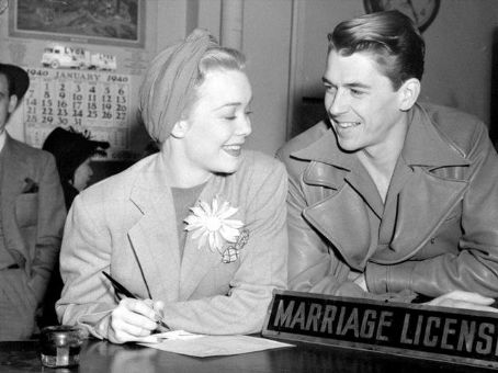 Ronald reagan and jane wyman picture4