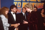 amy irving and steven spielberg photo1