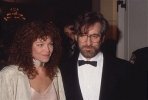 amy irving and steven spielberg picture