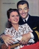 barbara stanwyck and robert taylor image