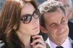 carla bruni and nicolas sarkozy image2
