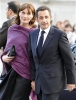 carla bruni and nicolas sarkozy pic1