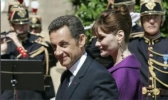 carla bruni and nicolas sarkozy picture