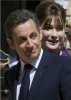 carla bruni and nicolas sarkozy picture1