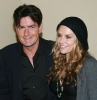 charlie sheen and brooke allen pic1