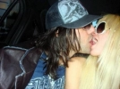 criss angel and paris hilton photo