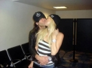 criss angel and paris hilton photo1