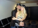 criss angel and paris hilton pic1
