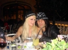 criss angel and paris hilton picture1