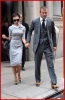 david beckham and victoria beckham photo1