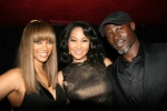 djimon hounsou and kimora lee simmons image