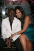 djimon hounsou and kimora lee simmons image1
