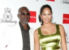 djimon hounsou and kimora lee simmons photo1