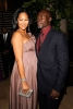 djimon hounsou and kimora lee simmons pic1