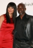 djimon hounsou and kimora lee simmons picture1