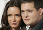 emily blunt and michael buble picture