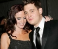 emily blunt and michael buble picture1