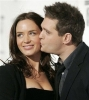 emily blunt and michael buble picture3