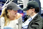 gisele bundchen and leonardo dicaprio pic