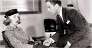 humphrey bogart and bette davis image