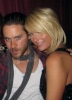 jared leto and paris hilton image