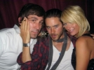 jared leto and paris hilton photo
