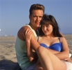 luke perry and shannen doherty image