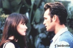 luke perry and shannen doherty pic