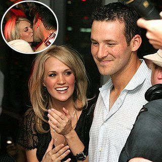 Carrie underwood dating tony romo