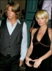 paris hilton and alex vaggo photo
