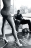 reggie bush and kim kardashian image1