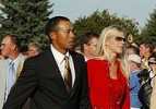 tiger woods and elin nordegren photo