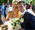 wesley sneijder and ramona streekstra pic