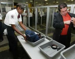 Airport security and how it can be less painful