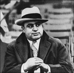 Al Capone and the bootleggers