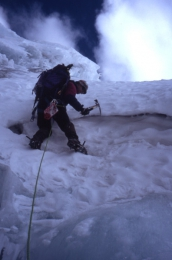 Are climbers able to breathe at high altitudes?
