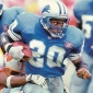 Barry Sanders's Biography