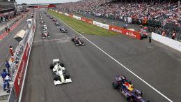 British Grand Prix continues hosting Formula One