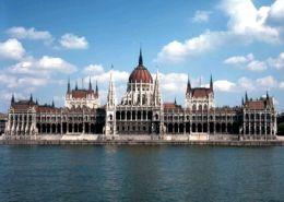 Budapest, a famous capital city