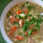 Chicken noodles soup...Feel the aroma: