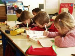 Children and Their Particularities of Age in Teaching a Foreign Language