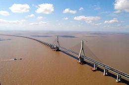 China Longest Sea Bridge