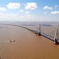 China Longest Sea Bridge
