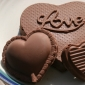 Chocolate... Symbol of love