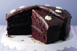Chocolate fudge cakes...make it at home