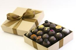Chocolates...Giving as a Gift to clients
