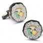 Designer Cufflinks - Selecting the Right Cufflinks which Compliments the Occasion