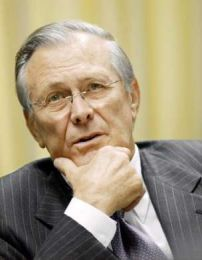 Donald Rumsfeld- Bio