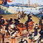 England History : Medieval Warfare