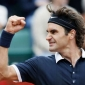 Federer Advances to Quarter Finals
